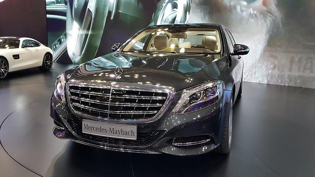 Luksusowe samochody – przejedź się!