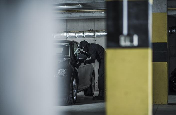 Metody złodziei samochodów